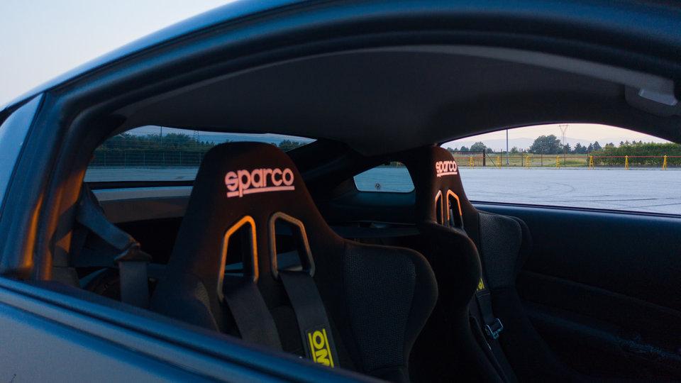 RDE Nissan 350Z Sparco